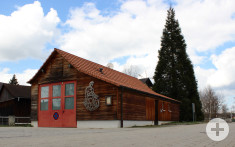 Feuerwehrgerätehaus Krummwälden