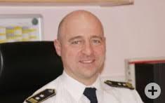 Kommandant Jürgen Reick