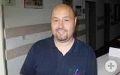 Atemschutzgerätewart Maurizio Lentini